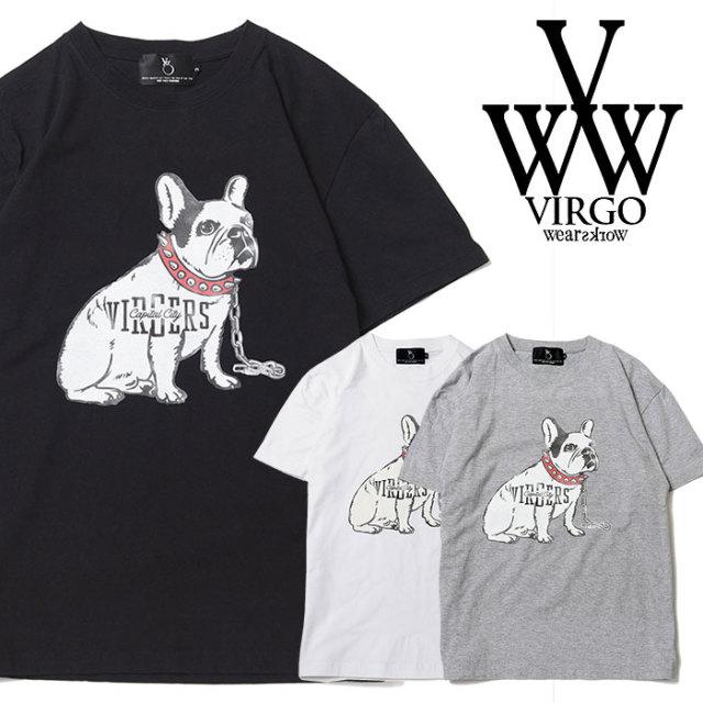 VIRGO ヴァルゴ バルゴ NOT A PIG【VALIANT】 【2019 SUMMER&EARLY FALL先行予約】 【VG-SSPT-223-】【キャンセル不可】【Tシャツ