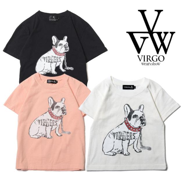 VIRGO ヴァルゴ バルゴ BOBO KIDS 【2019 SUMMER&EARLY FALL先行予約】 【VG-SSPT-227】【キャンセル不可】【キッズ Tシャツ】