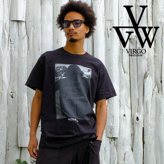 VIRGO ヴァルゴ バルゴ VGW STREET 【Tシャツ 半袖】【VG-SSPT-236】【2021SPRING&SUMMER先行予約】【キャンセル不可】【VIRGOwear
