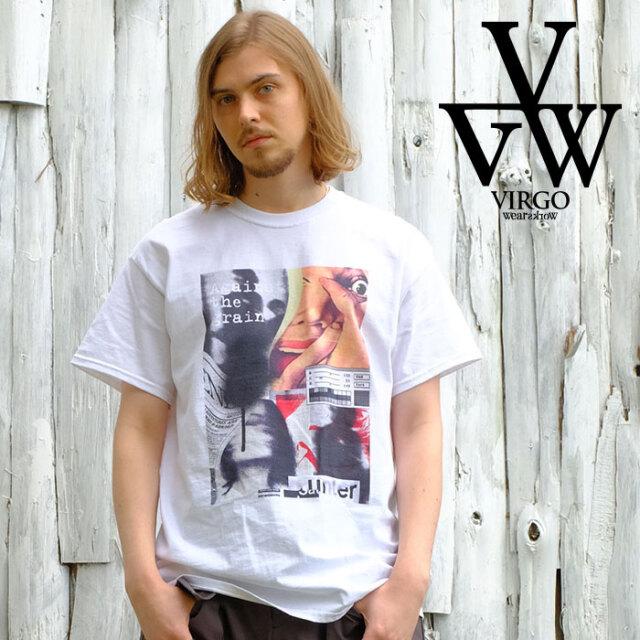 VIRGO ヴァルゴ バルゴ J.I.T.B 【Tシャツ 半袖】【VG-SSPT-238】【2021SPRING&SUMMER先行予約】【キャンセル不可】【VIRGOwearwor