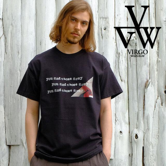 VIRGO ヴァルゴ バルゴ RIPS 【Tシャツ 半袖】【VG-SSPT-239】【2021SPRING&SUMMER先行予約】【キャンセル不可】【VIRGOwearworks