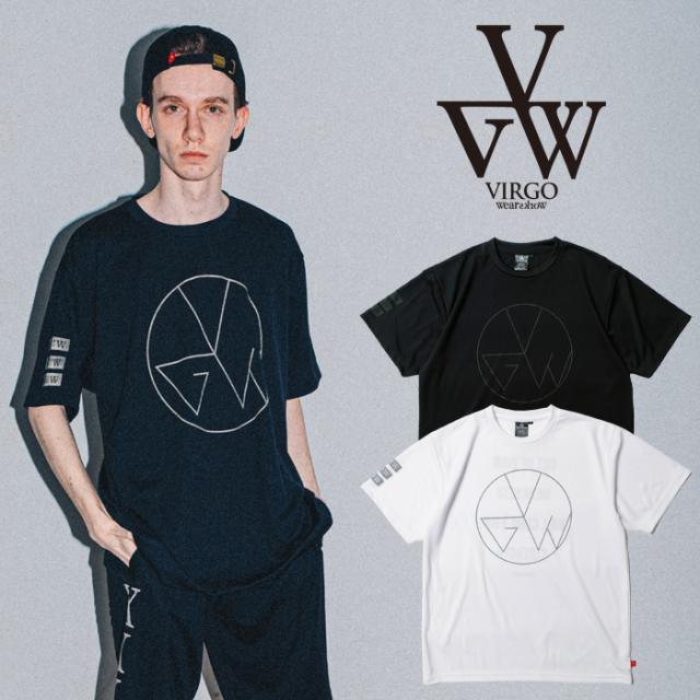 VIRGO ヴァルゴ バルゴ ACTIVE VGW CREW TOP 【Tシャツ 半袖 ドライT】【VG-SSPT-240】【2021SPRING&SUMMER先行予約】【キャンセル