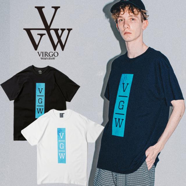 VIRGO ヴァルゴ バルゴ OCEAN RATS T 【Tシャツ 半袖】【VG-SSPT-243】【2021SPRING&SUMMER先行予約】【キャンセル不可】【VIRGOwe