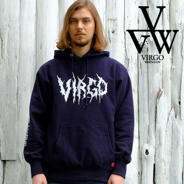 VIRGO ヴァルゴ バルゴ CRUST HOODIE 【フーディー】【VG-SWT-132】【2021SPRING&SUMMER新作】【VIRGOwearworks】