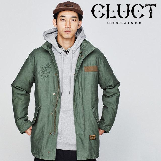 CLUCT(クラクト) MODS COAT 【2018HOLIDAY先行予約】 【キャンセル不可】 【#02821】