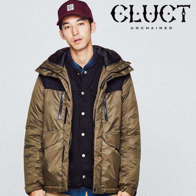 CLUCT(クラクト) WADDING HOOD JKT 【2018HOLIDAY先行予約】 【キャンセル不可】 【#02876】