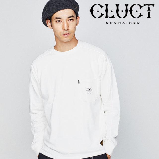 CLUCT(クラクト) POCKET LONG SLEEVE 【2018HOLIDAY先行予約】 【キャンセル不可】 【#02882】