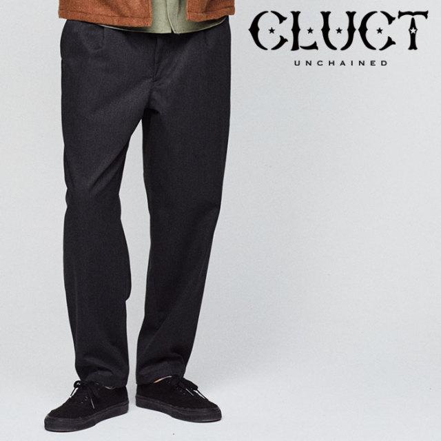 CLUCT(クラクト) COTTON TWEED PANTS 【2018HOLIDAY先行予約】 【キャンセル不可】【#02898】