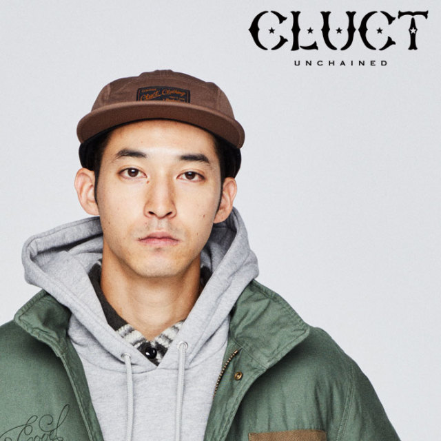 CLUCT(クラクト) 3LAYER NYLON CAP 【2018HOLIDAY先行予約】 【キャンセル不可】【#02917】