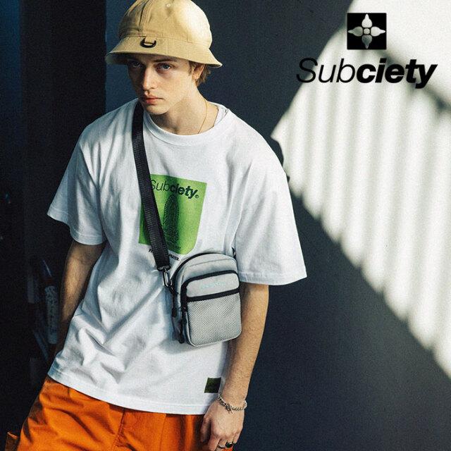 SUBCIETY(サブサエティ) PRAYER S/S 【Tシャツ 半袖】【107-40676】【2021SUMMER先行予約】【キャンセル不可】