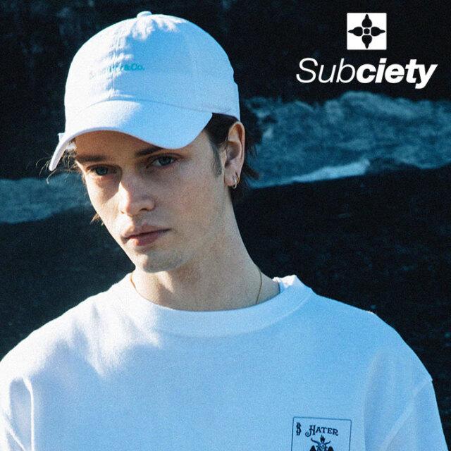 SUBCIETY(サブサエティ) LOWCAP-Robin- 【ローキャップ】【107-86688】【2021SUMMER先行予約】【キャンセル不可】