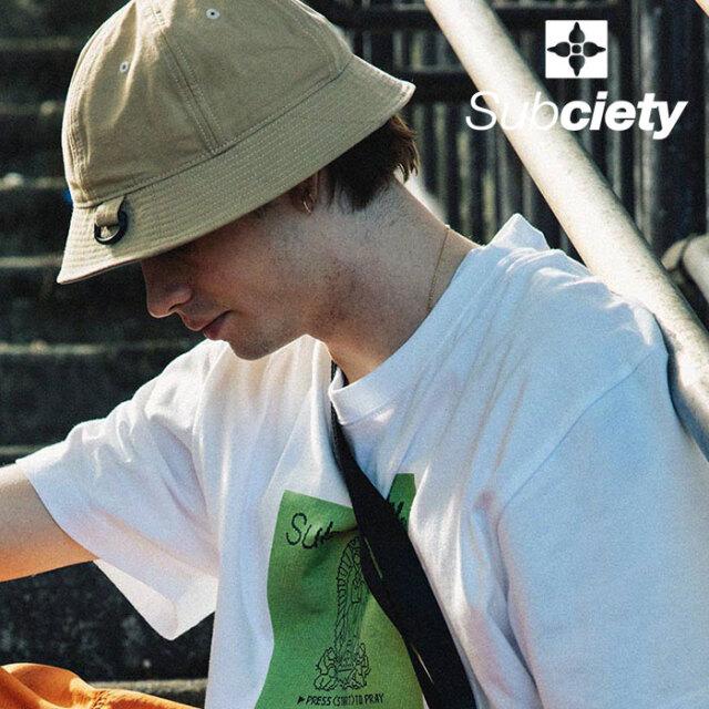 SUBCIETY(サブサエティ) METRO HAT 【メトロハット】【107-86689】【2021SUMMER先行予約】【キャンセル不可】