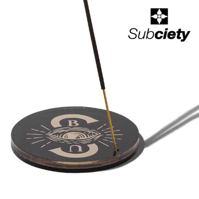SUBCIETY(サブサエティ) Incense stand 【お香立て】【108-87737】【2021AUTUMN&WINTER先行予約】【キャンセル不可】
