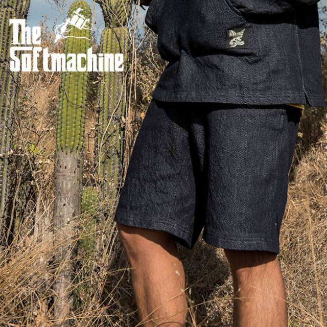 SOFTMACHINE(ソフトマシーン) ACAPULCO SHORTS(SHORT PANTS) 【2019SUMMER VACATION先行予約】【キャンセル不可】【ショートパンツ