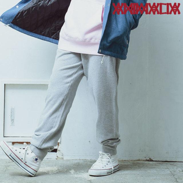 ANIMALIA(アニマリア) SWEAT PANTS - THEMA 【2019 AUTUMN&WINTER先行予約】 【キャンセル不可】【AN19W-PT02】【スウェットパン