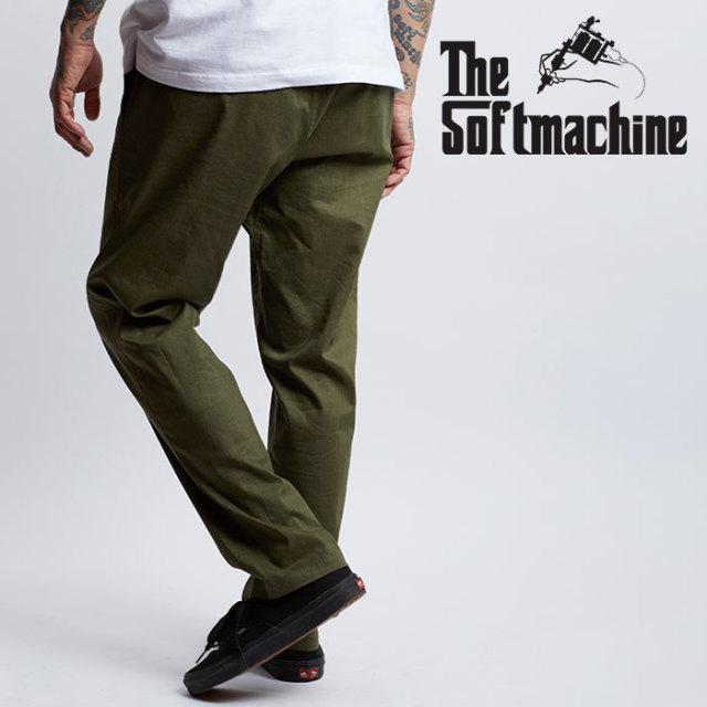 SOFTMACHINE(ソフトマシーン) BIVOUAC PANTS(CLIMBING PANTS) 【2019SUMMER VACATION先行予約】【キャンセル不可】【パンツ】