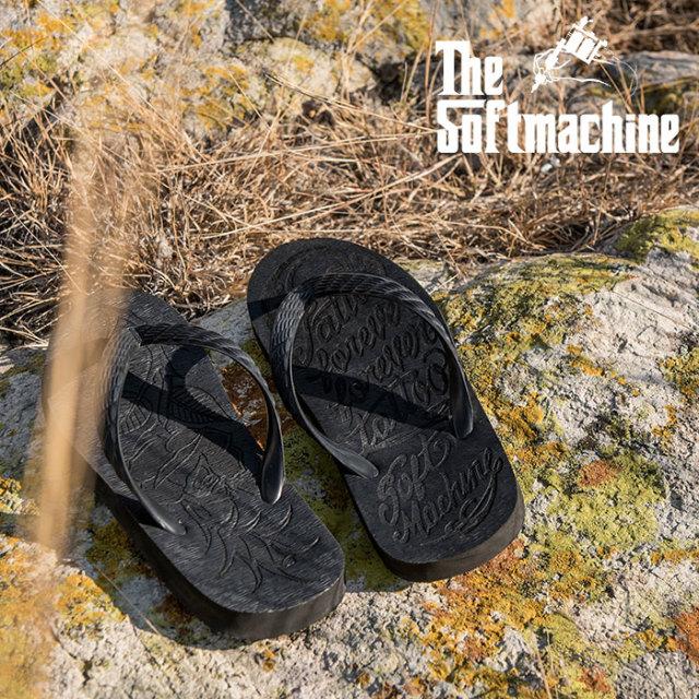 SOFTMACHINE(ソフトマシーン) CARVES SANDAL(BEACH SANDAL) 【2019SUMMER VACATION新作】【ビーチサンダル】