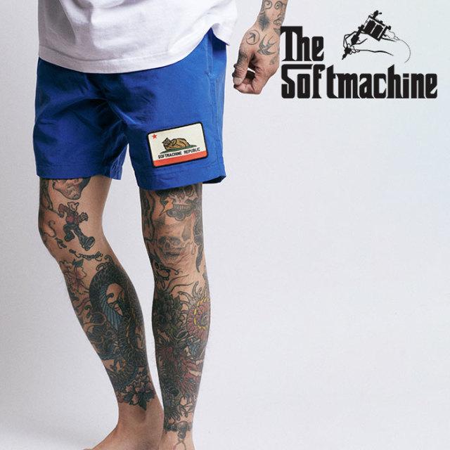 SOFTMACHINE(ソフトマシーン) CHILLIN' BOARD SHORTS(BOARD PANTS) 【2019SUMMER VACATION新作】【ショートパンツ 短パン】
