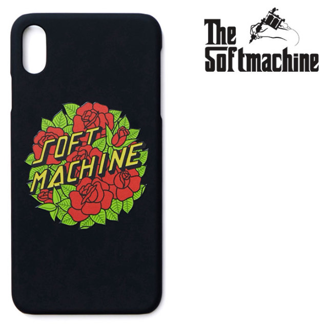 SOFTMACHINE(ソフトマシーン) COAST iPhone CASE(iPhone 7&8 Plus,X,XR,XS,XS MAX) 【2019SUMMER VACATION先行予約】【キャンセル