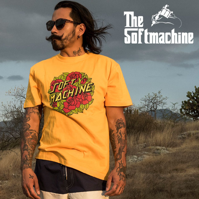 SOFTMACHINE(ソフトマシーン) COAST-T(T-SHIRTS) 【2019SUMMER VACATION新作】【Tシャツ】