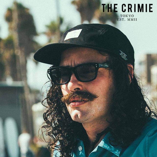 CRIMIE(クライミー) JET CAP LOGO 【ジェットキャップ ロゴ 帽子】【シンプル おしゃれ】【CR01-02L1-HW01】【2020SPRING&SUMMER先