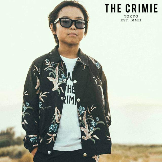 CRIMIE(クライミー) KIDS LILY COACH JACKET 【キッズコーチジャケット 子供 おしゃれ】【アメカジ ミリタリー】【CR03-02L1-JK02