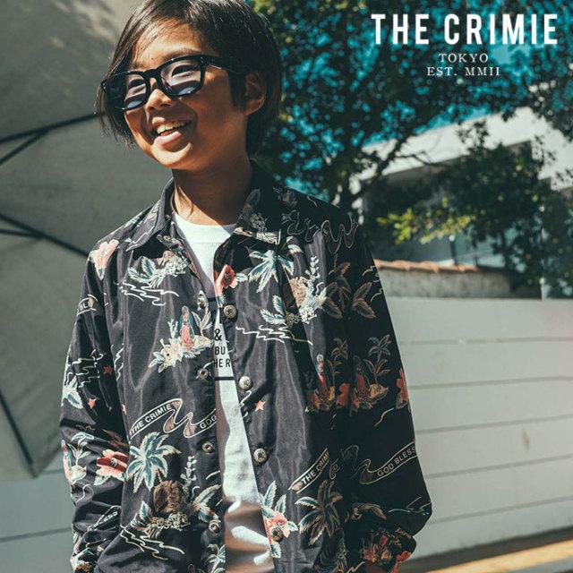 CRIMIE(クライミー) KIDS MARIA COACH JACKET 【キッズコーチジャケット 子供 おしゃれ】【アメカジ ミリタリー】【CR03-02L1-JK03