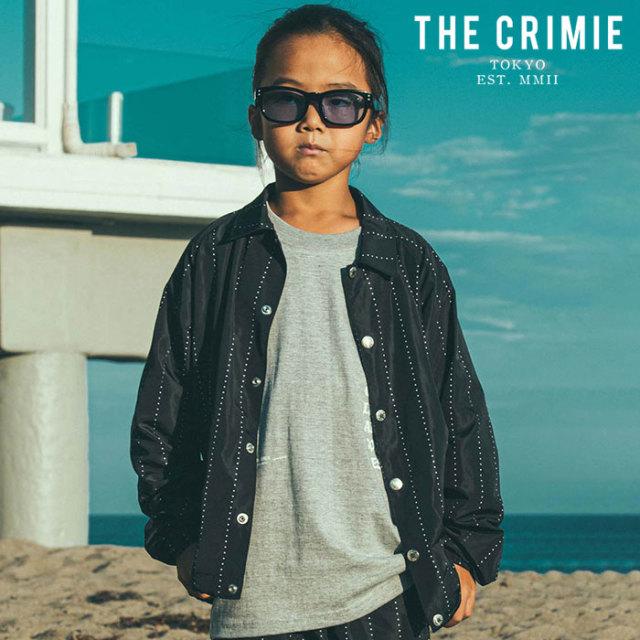CRIMIE(クライミー) KIDS STAR STRIPE COACH JACKET 【キッズコーチジャケット 子供 おしゃれ】【アメカジ ミリタリー】【CR03-02L