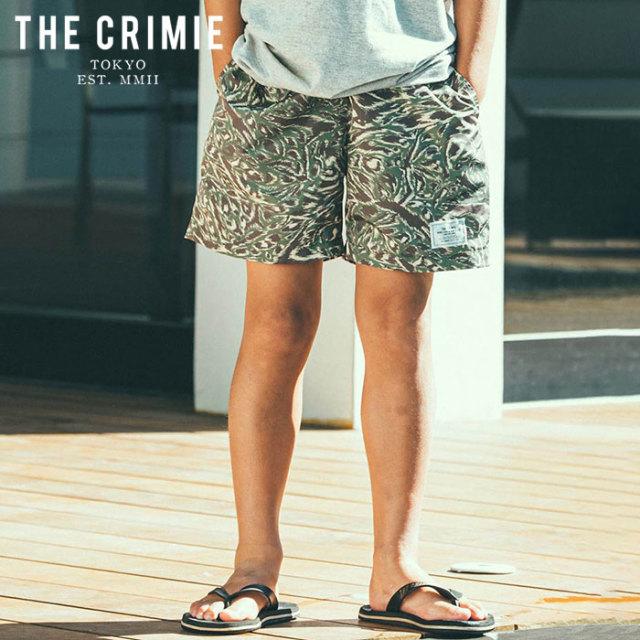 CRIMIE(クライミー) KIDS BAT CAMO TOWN & SWIM SHORTS 【キッズスイムショーツ カモフラ 子供 おしゃれ】【アメカジ ミリタリー】