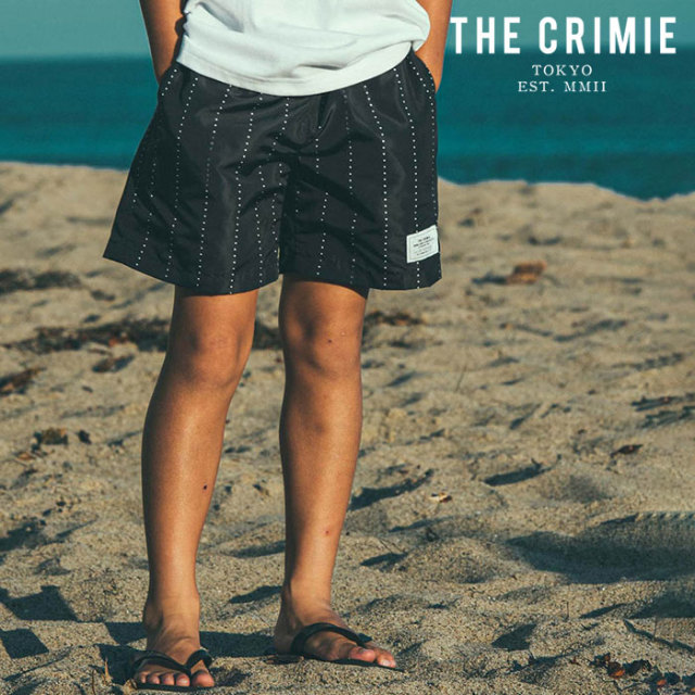 CRIMIE(クライミー) KIDS STAR STRIPE TOWN & SWIM SHORTS 【キッズスイムショーツ 子供 おしゃれ】【アメカジ ミリタリー】【CR03