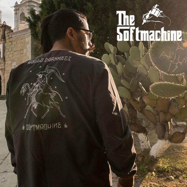 SOFTMACHINE(ソフトマシーン) DARKNESS JK (LINER TYPE JACKET) 【2019SUMMER VACATION先行予約】【キャンセル不可】【ジャケット