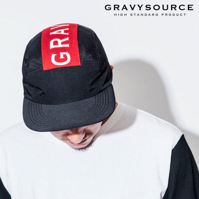 GRAVYSOURCE(グレイヴィーソース) LINE JET CAP 【2018AUTUMN/WINTER先行予約】 【キャンセル不可】【GS18-ACP02】
