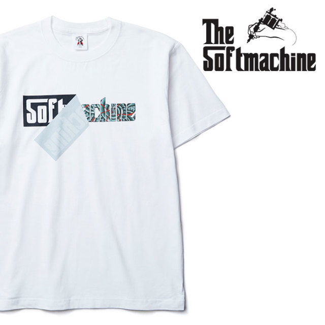 SOFTMACHINE(ソフトマシーン) IN FACT-T(T-SHIRTS) 【2019SUMMER VACATION新作】【Tシャツ】