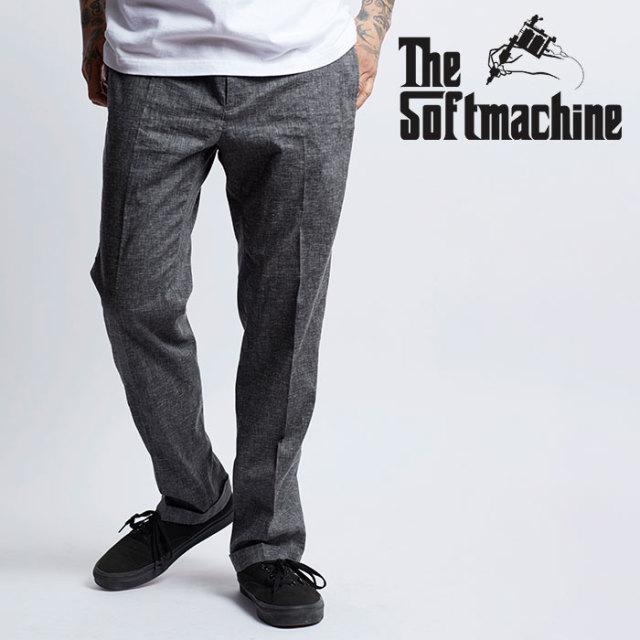 【SALE30%OFF】 SOFTMACHINE(ソフトマシーン) LAVEY PANTS(SLACKS) 【スラックス パンツ】【2019SUMMER VACATION新作】【セール】