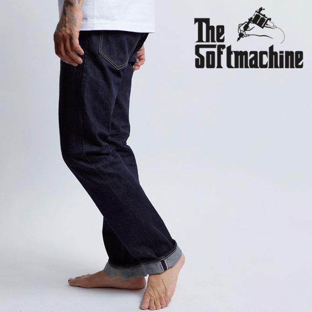 SOFTMACHINE(ソフトマシーン) NEW LIFE SLIM(DENIM PANTS) 【2019AUTUMN&WINTER先行予約】【キャンセル不可】【デニム】