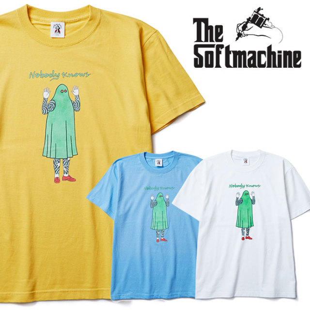 SOFTMACHINE(ソフトマシーン) SECRET-T(T-SHIRTS) 【2019SUMMER VACATION】【Tシャツ】