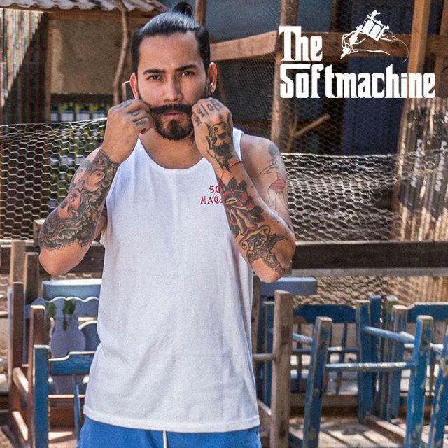 SOFTMACHINE(ソフトマシーン)  SNAKE PIT TANK(TANK TOP) 【2019SUMMER VACATION先行予約】【キャンセル不可】【タンクトップ】