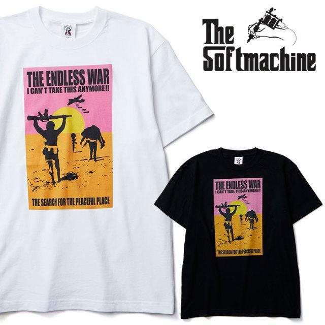 SOFTMACHINE(ソフトマシーン) THE SEARCH-T(T-SHIRTS) 【2019SUMMER VACATION先行予約】【キャンセル不可】【Tシャツ】