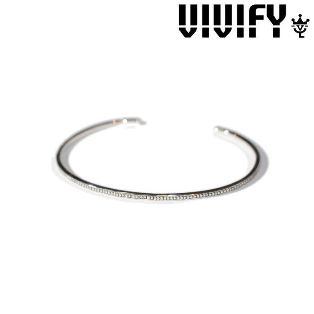 VIVIFY(ヴィヴィファイ)(ビビファイ) Mil Bangle 【オーダーメイド 受注生産】 【キャンセル不可】 【VIVIFY バングル】 【VFB-
