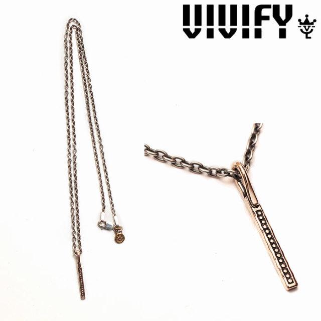 VIVIFY(ヴィヴィファイ)(ビビファイ) K10gold Mil Pendanthead 【オーダーメイド 受注生産】 【キャンセル不可】 【VIVIFY ペン