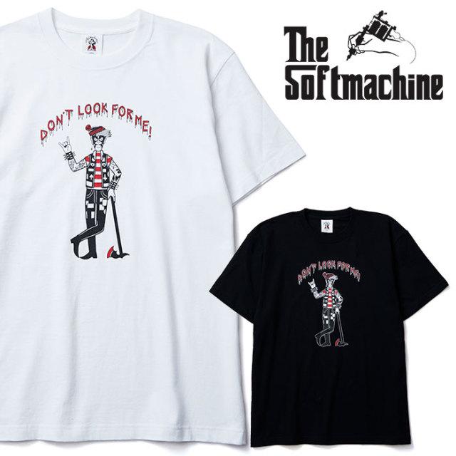 SOFTMACHINE(ソフトマシーン)  WORRY-T(T-SHIRTS) 【2019SUMMER VACATION先行予約】【キャンセル不可】【Tシャツ】