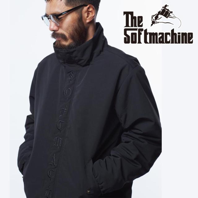 SOFTMACHINE(ソフトマシーン) AXIS COAT 【コート】【ブラック オリーブ タトゥー】【2021 AUTUMN&WINTER 先行予約】【キャンセル