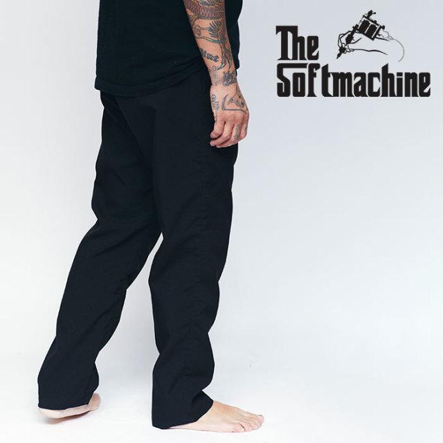 SOFTMACHINE(ソフトマシーン) BIVOUAC PANTS 【クライミングパンツ】【ブラック グレー タトゥー】【送料無料】 【2020SPRING&SUM