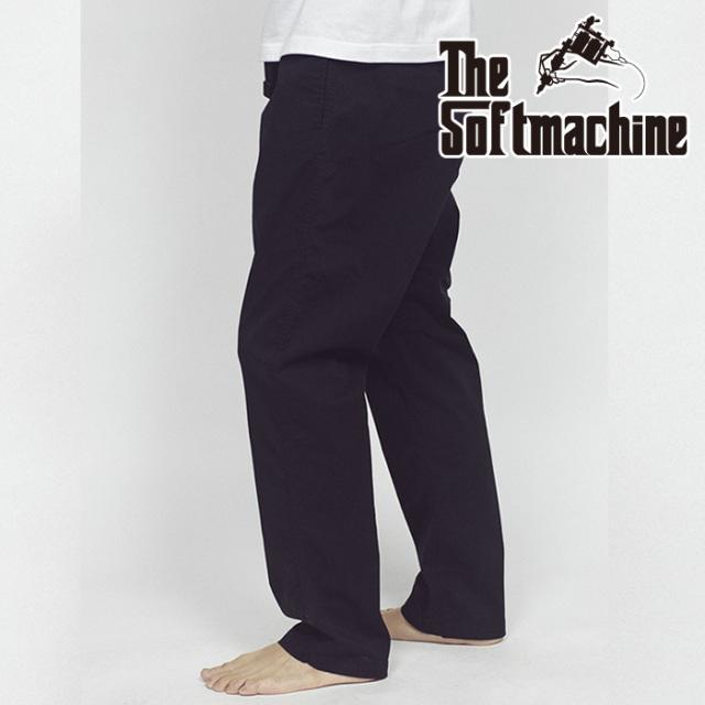 SOFTMACHINE(ソフトマシーン) BIVOUAC PANTS(EASY PANTS) 【イージーパンツ】【ブラック オリーブ タトゥー】【2021 SUMMERVACATIO