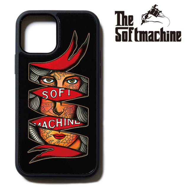 SOFTMACHINE(ソフトマシーン) END ROOL iPhone CASE 【iPhoneケース タトゥー】【2021 AUTUMN&WINTER 先行予約】【キャンセル不可