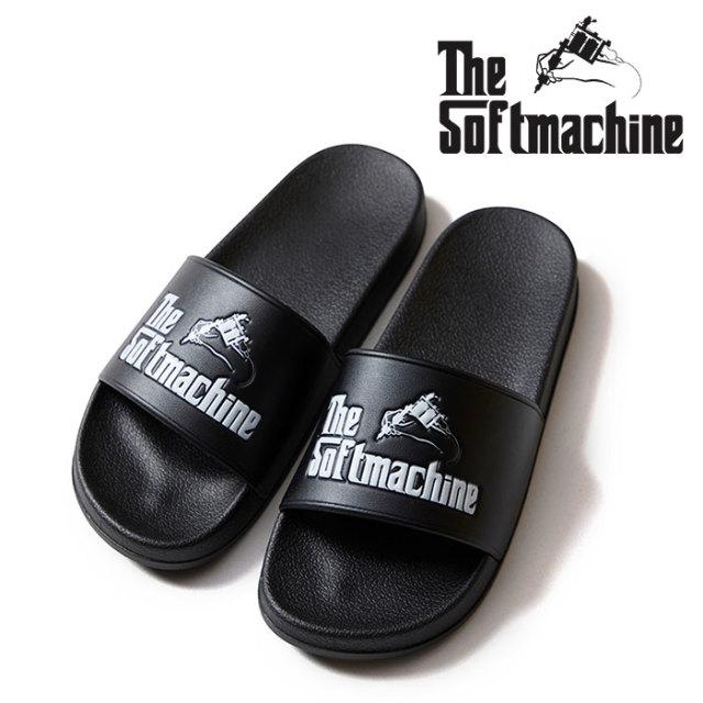 SOFTMACHINE(ソフトマシーン) GOD SHOWER SANDAL 【シャワーサンダル】【スポーツサンダル】【ブラック タトゥー】【2020SPRING&SU