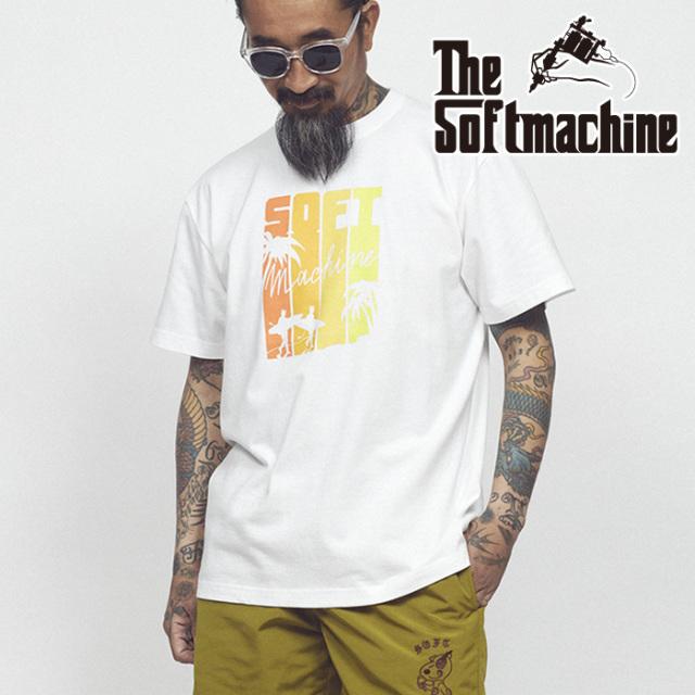 SOFTMACHINE(ソフトマシーン) GO OUT-T(T-SHIRTS) 【Tシャツ 半袖】【ブラック ホワイト バーガンディー タトゥー】【2021 SUMMERV
