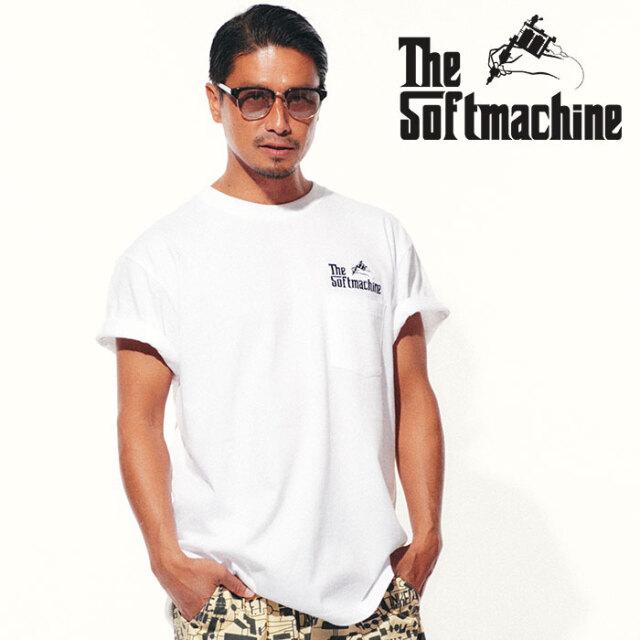 SOFTMACHINE(ソフトマシーン) GOD-PT 【Tシャツ 半袖】【ブラック グレー ホワイト タトゥー】【2021 SPRING&SUMMER先行予約】【キ
