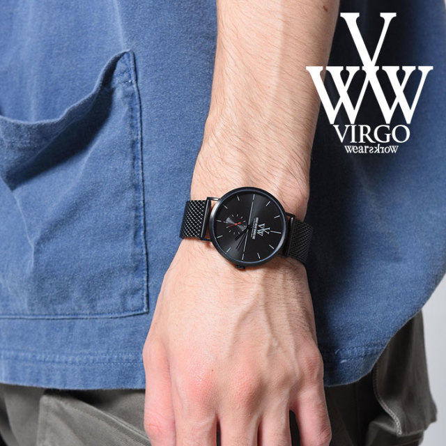 VIRGO(ヴァルゴ) CHAIN LINER WATCH 【2018-19HOLIDAY/SPRING新作】 【VG-GD-576】【時計】
