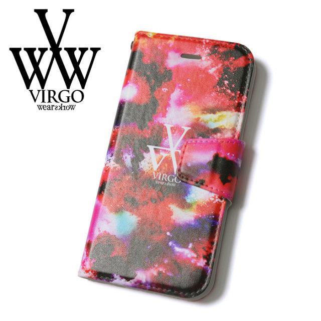 VIRGO(ヴァルゴ) MICROCOSM (I PHONEカバー) 【2018-19HOLIDAY/SPRING先行予約】 【VG-GD-584】【キャンセル不可】